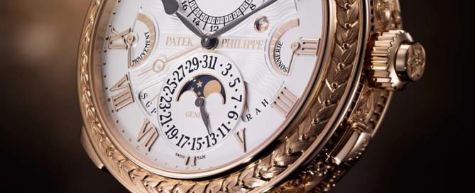 55858b0f2c41 El reloj más elaborado del mundo es un Patek Phillipe