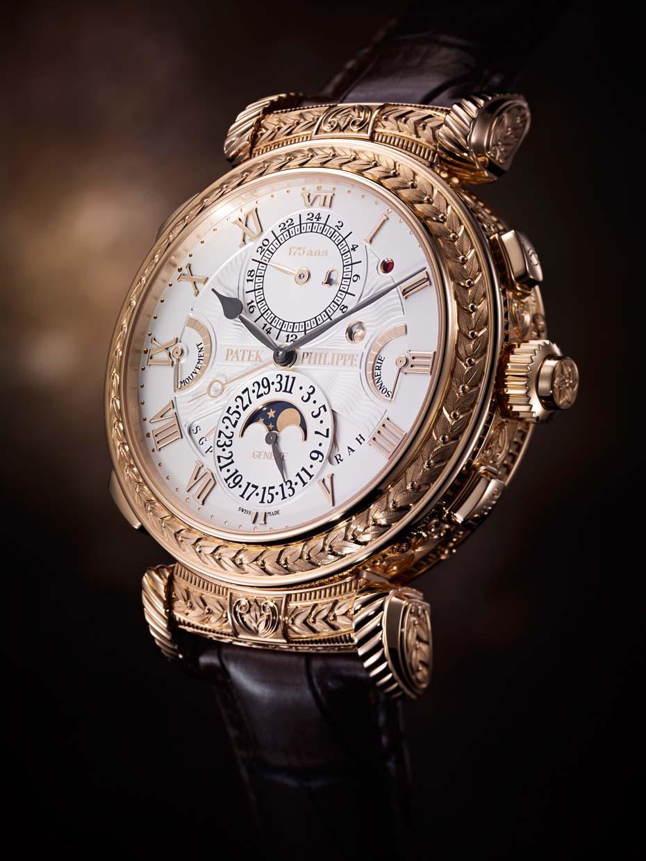 El reloj más elaborado del mundo es un Patek Phillipe