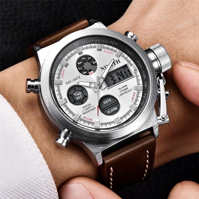 Tipos de reloj de pulsera